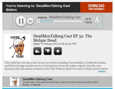 deadmentalking