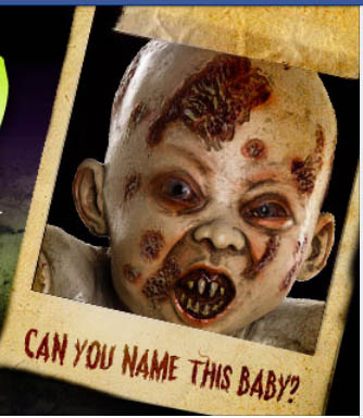 baby name books and websites are popular with parents to be but they might not be what you need to win spirit halloweens name the zombie baby contest