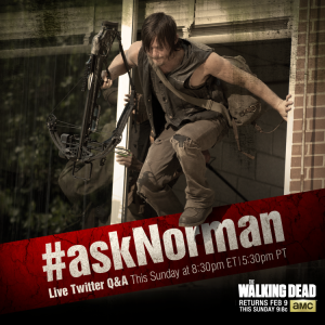 Ask-Norman-Reedus-Twitter-The-Walking-Dead