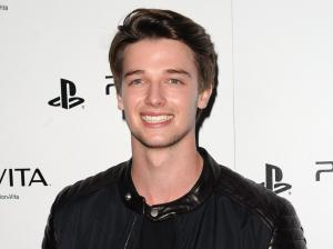 Patrick Schwarzenegger, son of action star Arnold Schwarzenegger, is set to appear as a Boy Scout in the upcoming Scouts vs. Zombies.