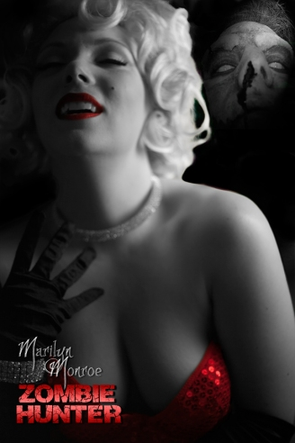 marilyn-monroe-zombie-hunter-1