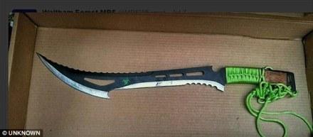 zombiekillerknife